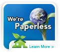 We're Paperless
